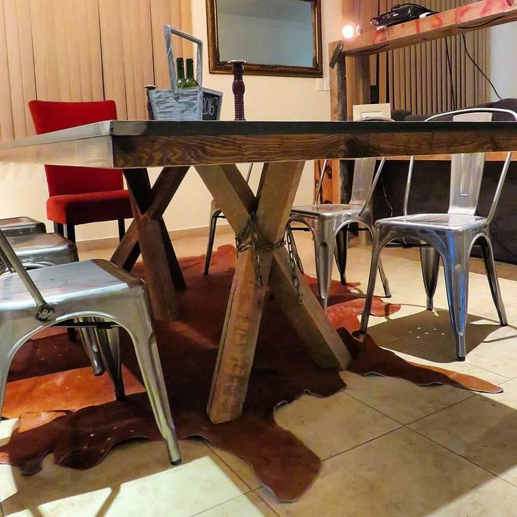 Evolving furniture By VEIN: Comedor de estilo  por VEIN Muebles