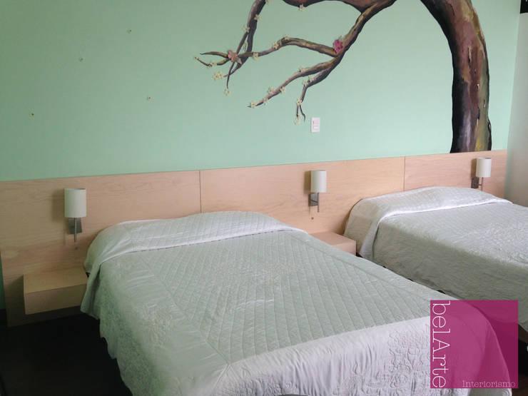 Recamaras: Habitaciones infantiles de estilo  por Isabel Landa