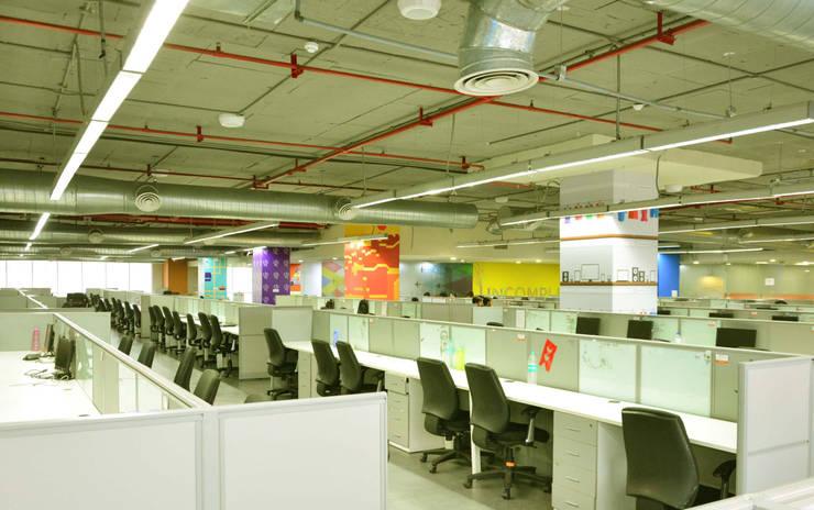 workstations - Phase II.:   by Horizon Design Studio Pvt Ltd