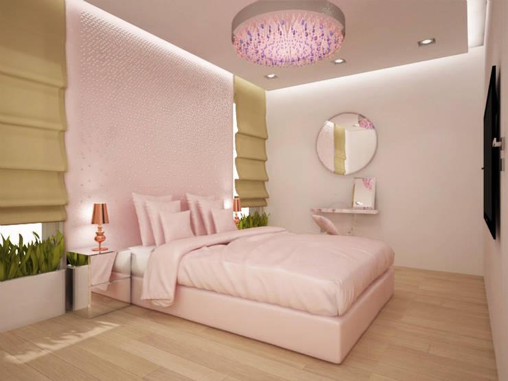 3miasto design의  침실
