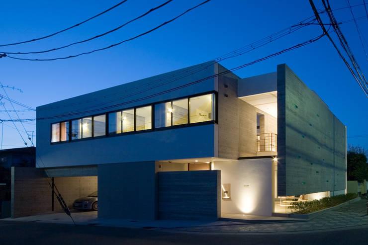 KaleidoscopeⅠ: 澤村昌彦建築設計事務所が手掛けた家です。,