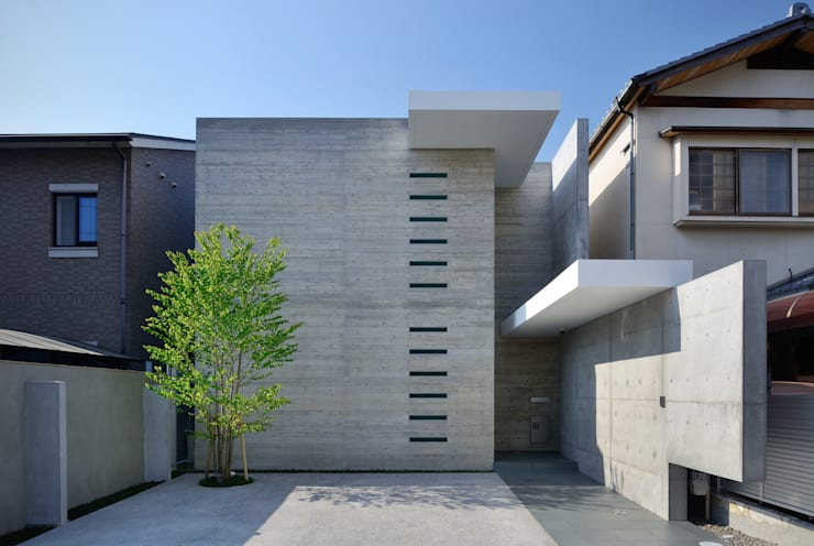 KaleidoscopeⅣ: 澤村昌彦建築設計事務所が手掛けた家です。,モダン