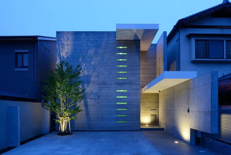 Houses by 澤村昌彦建築設計事務所