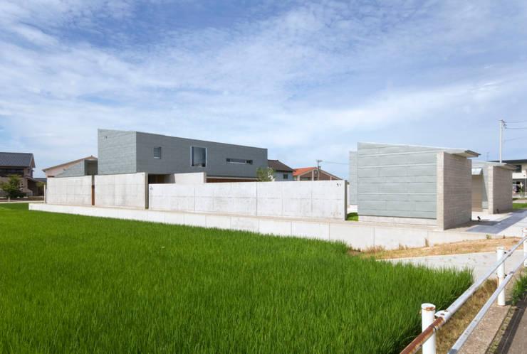 TNhouse: 澤村昌彦建築設計事務所が手掛けた家です。
