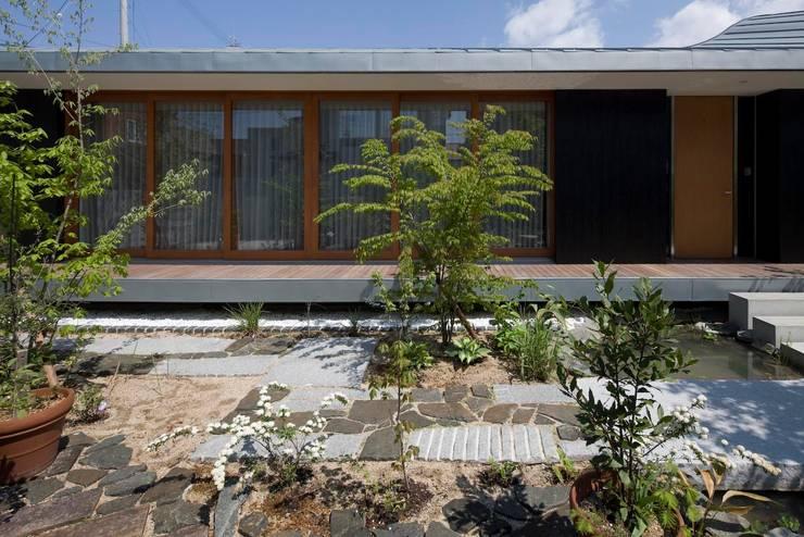 Projekty,  Domy zaprojektowane przez 澤村昌彦建築設計事務所
