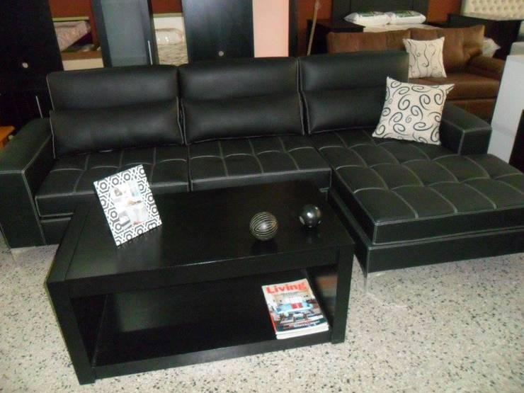 Muebles de Disegnos: Livings de estilo  por Disegno´s