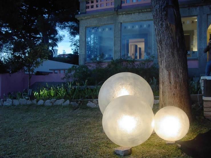 Projekty,  Ogród zaprojektowane przez MORDOMIAS