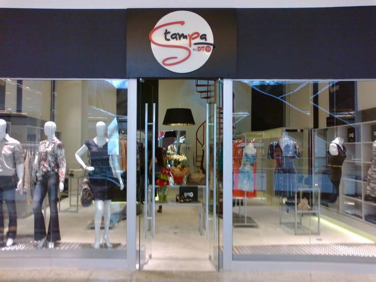 Stampa: Lojas e imóveis comerciais  por ANALU ANDRADE - ARQUITETURA E DESIGN