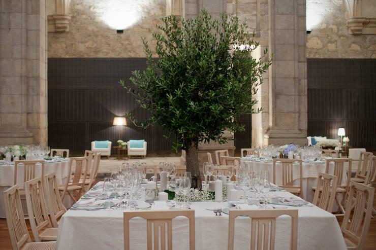 Natureza Viva: Sala de jantar  por Inspirarte