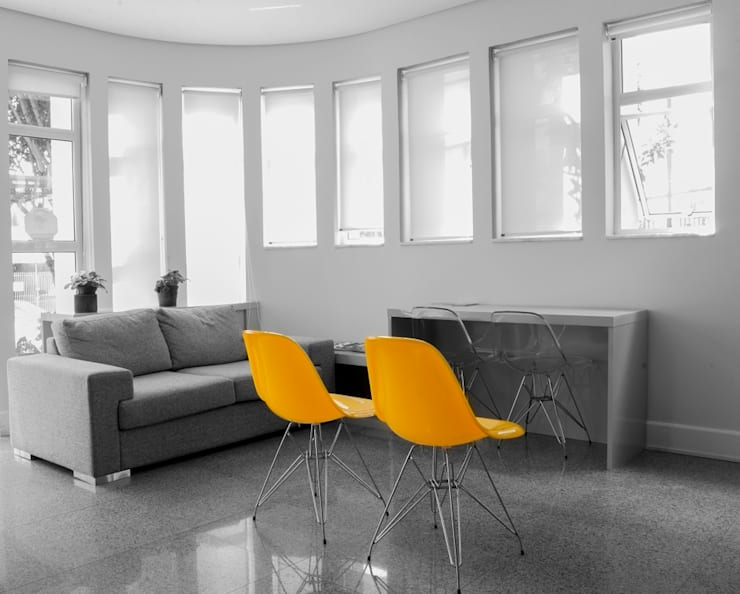 Commercial Spaces by ANALU ANDRADE - ARQUITETURA E DESIGN,