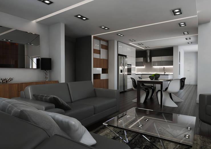 malee:  tarz Oturma Odası