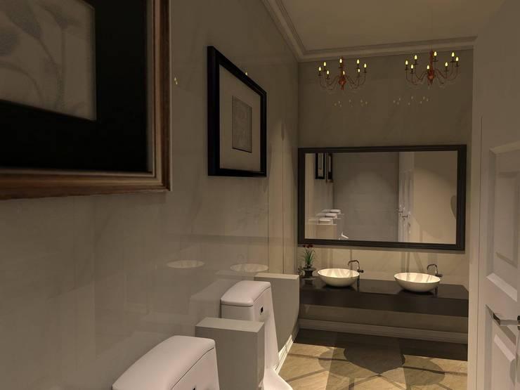 Baños de estilo  por Tienda de baño Garka