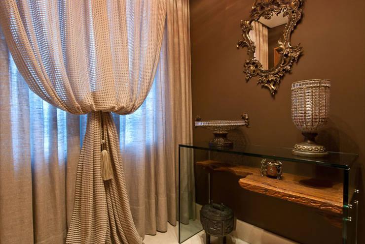 Projetos Residenciais: Salas de estar  por Priscila Gabrielly Designer de Interiores,Moderno