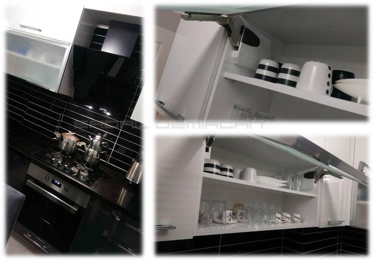 Erdal Demircan İç Tasarım ve Dekorasyon – Erdal Demircan İç Tasarım ve Dekorasyon: modern tarz Mutfak