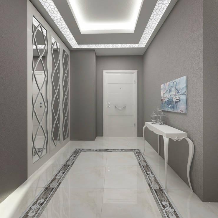 Koridor dan lorong by Treso İç Mimarlık