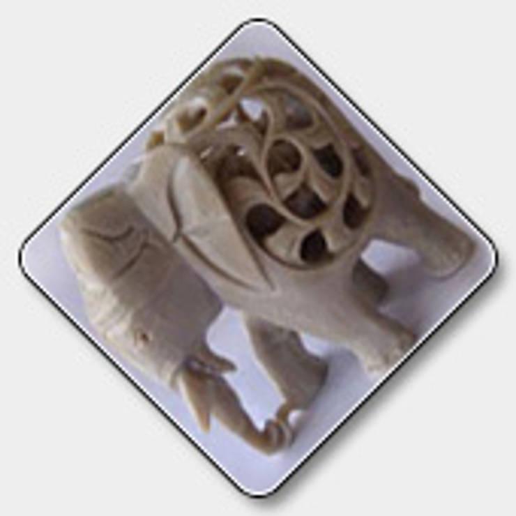 Stone Handicrafts:  Artwork by Elegant Natural Stones