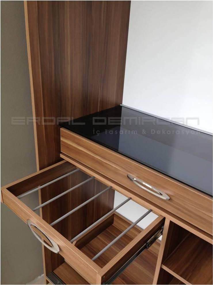 Erdal Demircan İç Tasarım ve Dekorasyon – Erdal Demircan İç Tasarım ve Dekorasyon:  tarz Yatak Odası