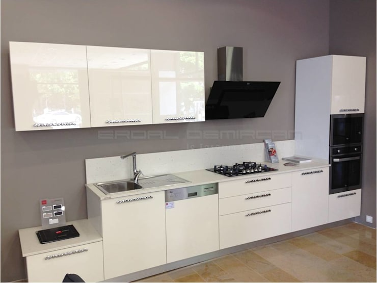 Erdal Demircan İç Tasarım ve Dekorasyon – Erdal Demircan İç Tasarım ve Dekorasyon:  tarz Mutfak