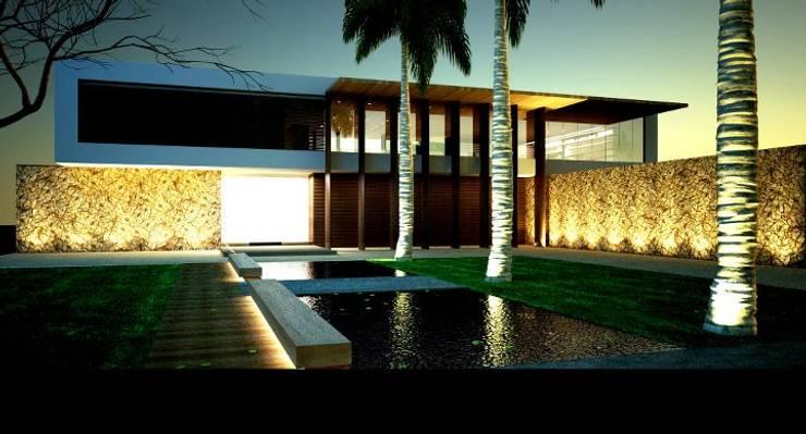 Projetos: Casas  por gorios neto arquitetura33,Moderno