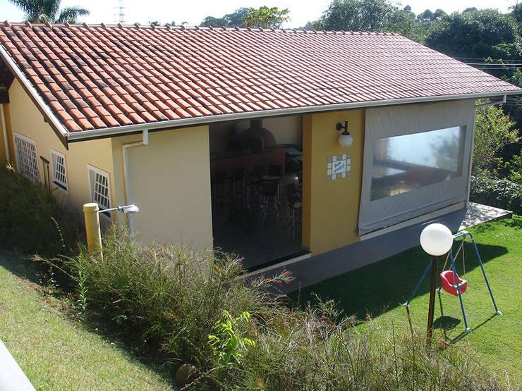Residenciais: Casas modernas por anaiamaguti