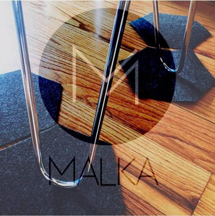 Malka: Salas de estilo  por MALKA