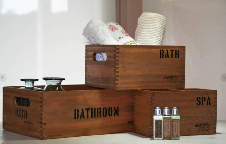 Baños de estilo  por Zinniadeco