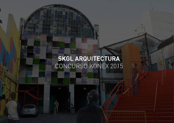Concurso CC Konex 2015 - Participación:  de estilo  por ESTUDIO SKGL