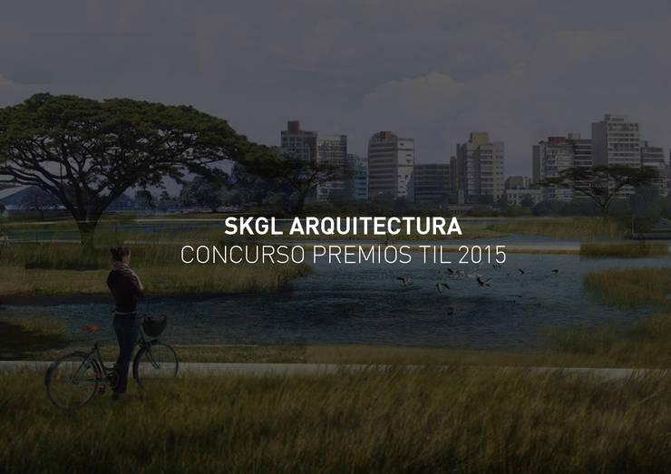 Concurso Premios TIL 2015 - Finalista:  de estilo  por ESTUDIO SKGL,