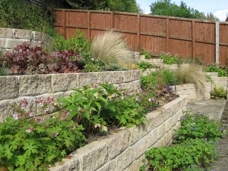 by Mike Bradley Garden Design