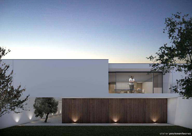 Cabeda House:   por paulosantacruz.arquitetos