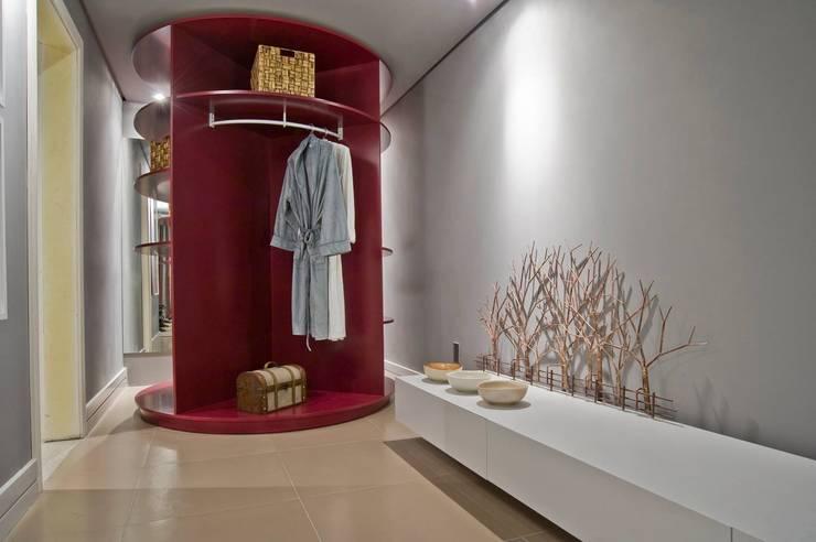 Projeto: Banheiros modernos por alexandre chaguri arquitetura