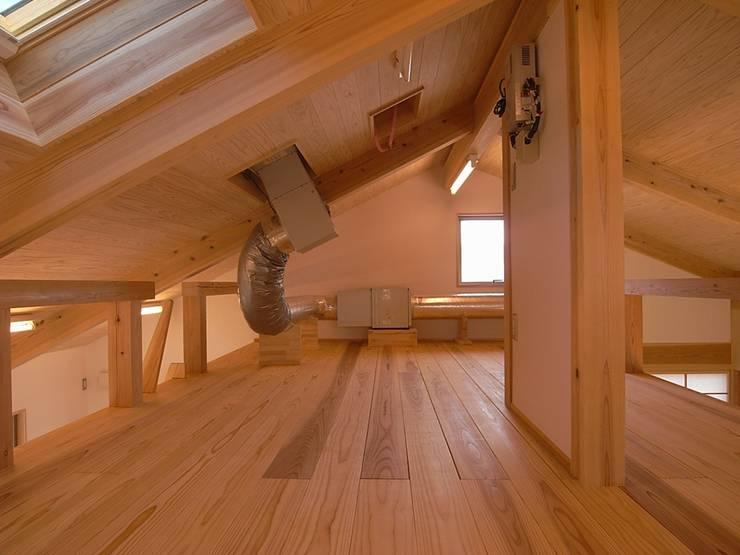 Media room by AMI ENVIRONMENT DESIGN/アミ環境デザイン