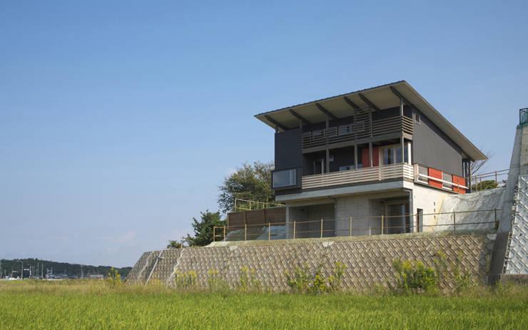SHIMA HOUSE: AMI ENVIRONMENT DESIGN/アミ環境デザインが手掛けた家です。