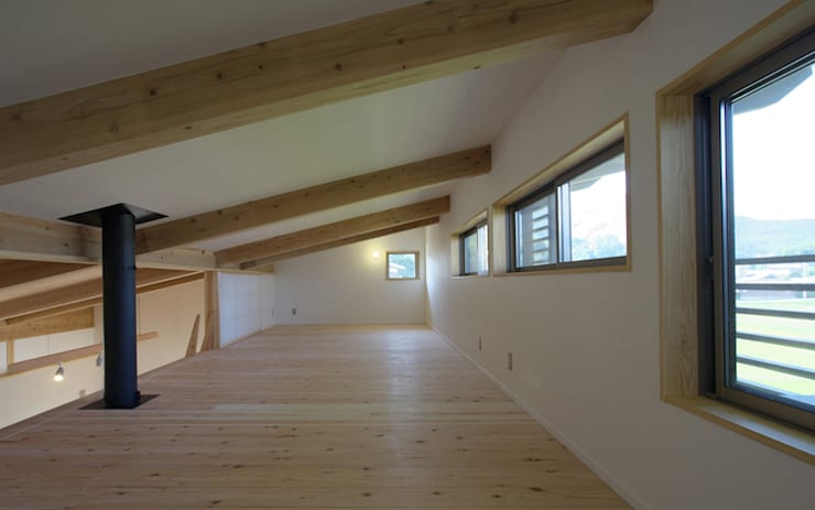 SHIMA HOUSE: AMI ENVIRONMENT DESIGN/アミ環境デザインが手掛けた和室です。