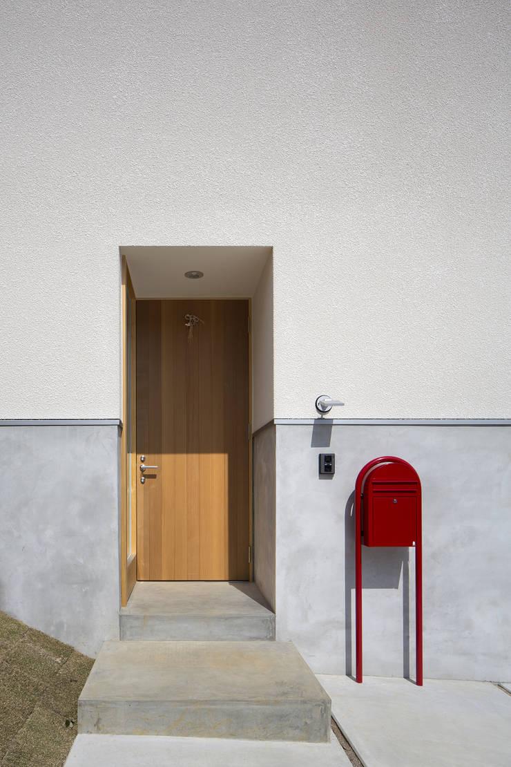 伊勢のスキップハウス  HOUSE IN ISE: プラスアトリエ一級建築士事務所が手掛けた家です。