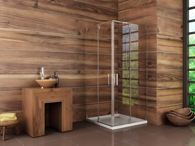 Bathroom by 3D MİMARİ