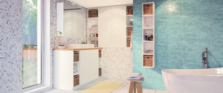 Badezimmermobel Nach Mass Von Deinschrank De Gmbh Homify