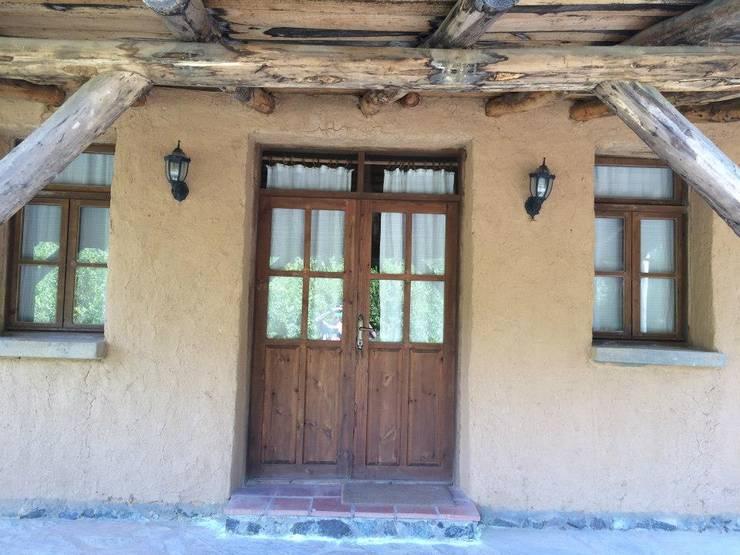 Eco House Turkey Saman - Kerpic Ev – Saman – Kerpic Ev:  tarz Pencere