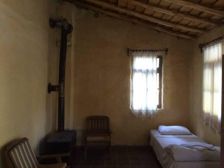 Eco House Turkey Saman - Kerpic Ev – Saman – Kerpic Ev:  tarz Yatak Odası