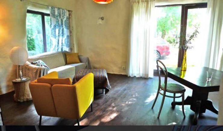 Eco House Turkey Saman - Kerpic Ev – Saman - Kerpic Ev:  tarz Oturma Odası