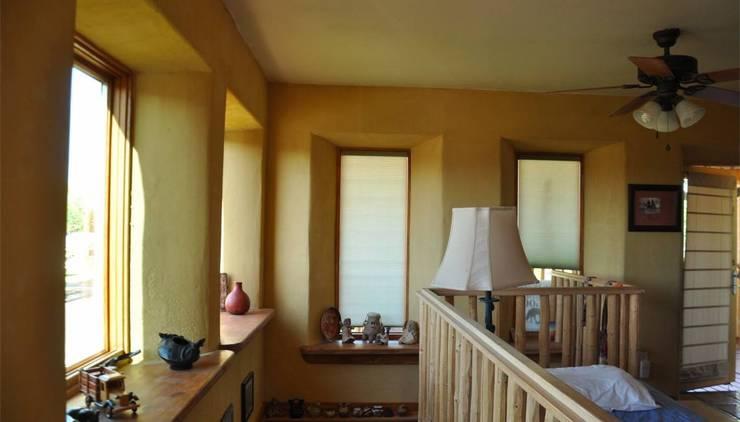 Eco House Turkey Saman - Kerpic Ev – Saman - Kerpic Ev:  tarz Koridor ve Hol