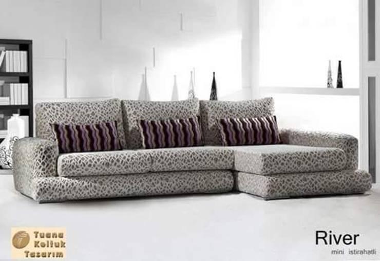 Bizz collection – River mini köşe koltuk takımı.:  tarz