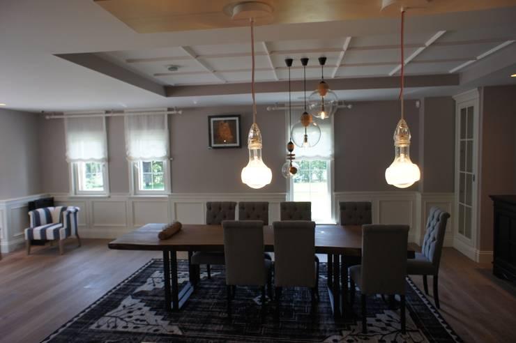 RETA Architecture-Interior-Industrial Design – Ankara Villa: modern tarz Yemek Odası