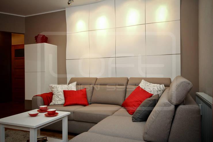 Panele Dekoracyjne 3D - Loft Design System - model Flex: styl , w kategorii  zaprojektowany przez Loft Design System,Nowoczesny