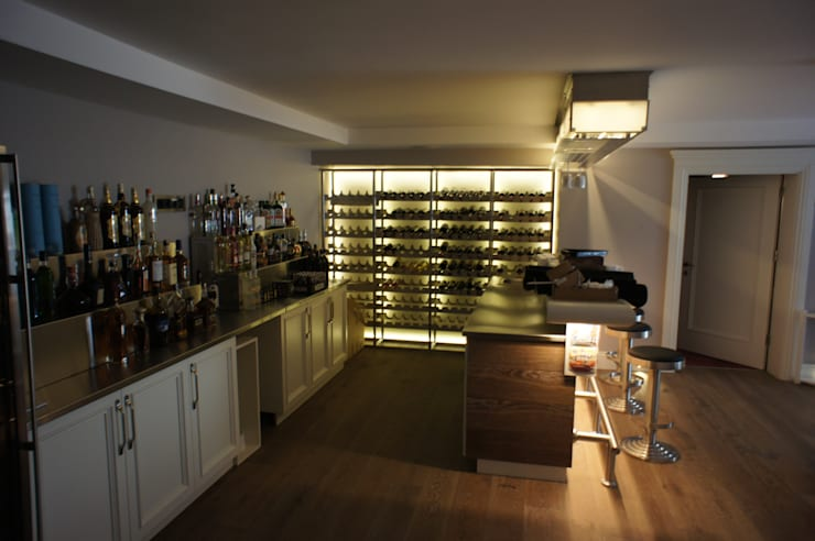 Projekty,  Kuchnia zaprojektowane przez RETA Architecture-Interior-Industrial Design