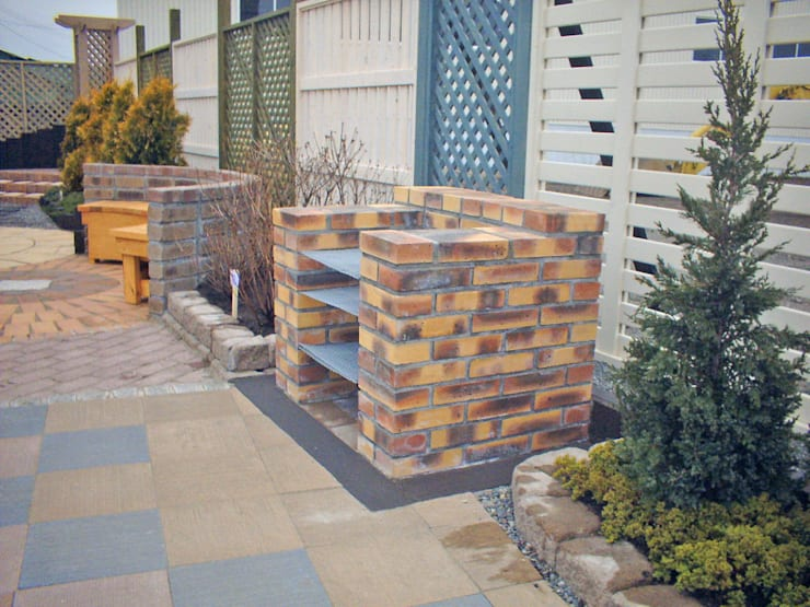 作品: 末広緑化造園株式会社が手掛けた庭です。,オリジナル