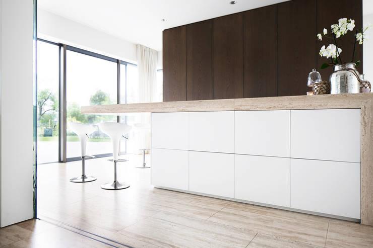 Kitchen by Förstl Naturstein