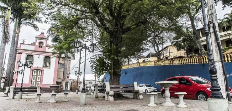 projeto: Casas  por Rebouças Arquitetura & Engenharia
