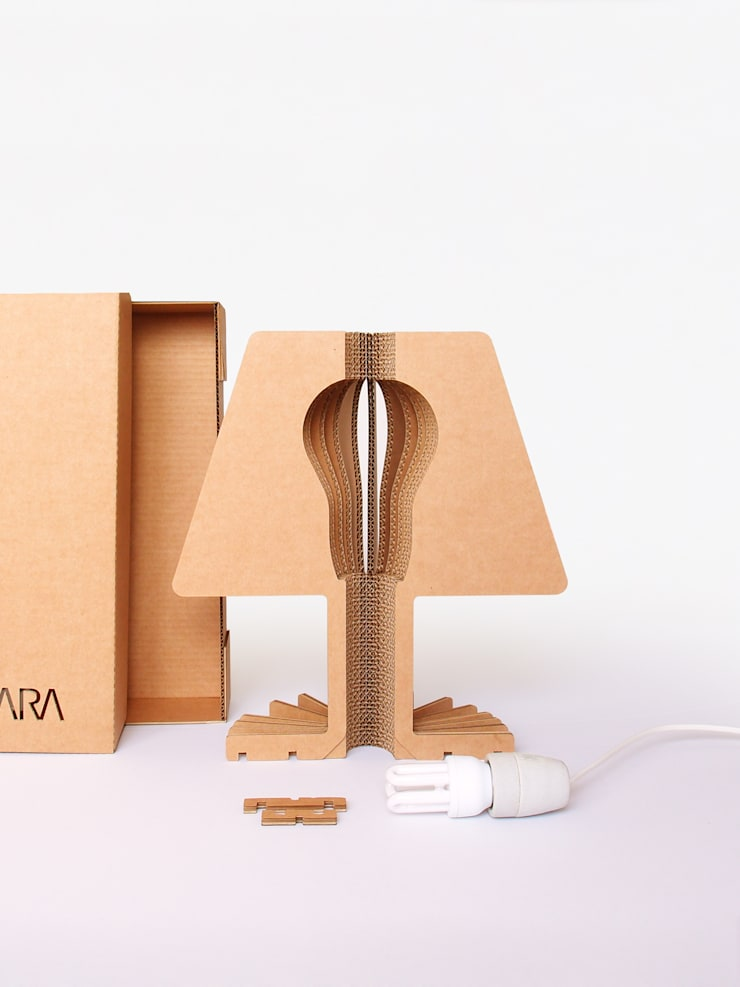 VICARA projects: Casa  por LUZZA by AIPI - Portuguese Lighting Association