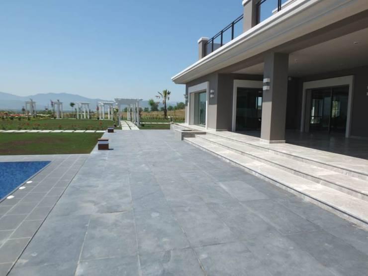 my stone madencilik – Aydın Çine Villa:  tarz